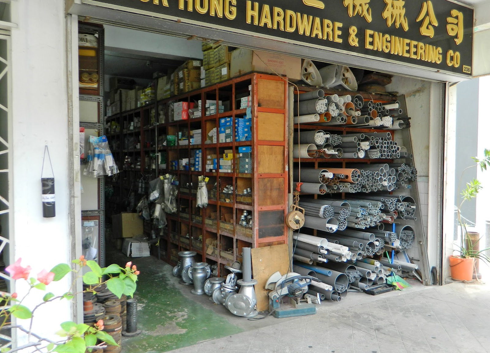 Jax Stumpes Singapore Joo Chiat Walk 9112012