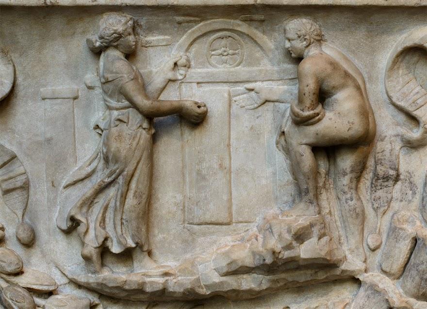 Ariadne e Perseu!