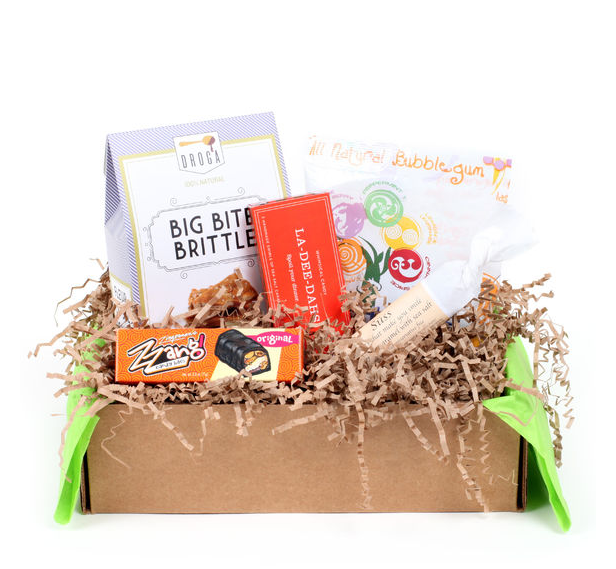 October Joyus Tasting Box - Candy for Grown Ups!  Plus Coupon Code!
