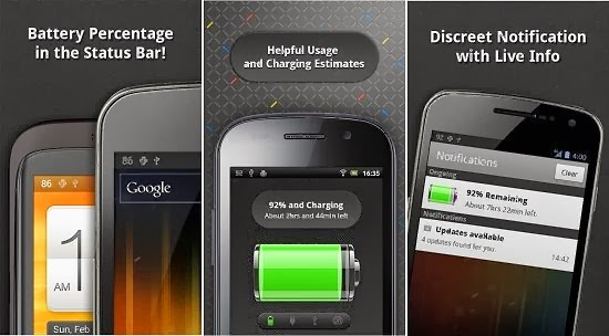 Battery Saver Android App