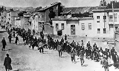 holocausto armenio