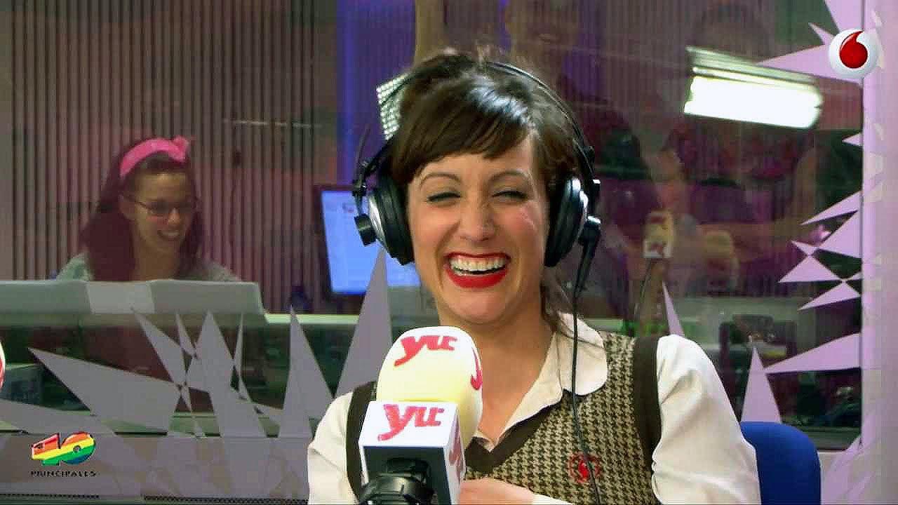 ANA MORGADE PRESENTARÁ 'YU' EN EUROPA FM