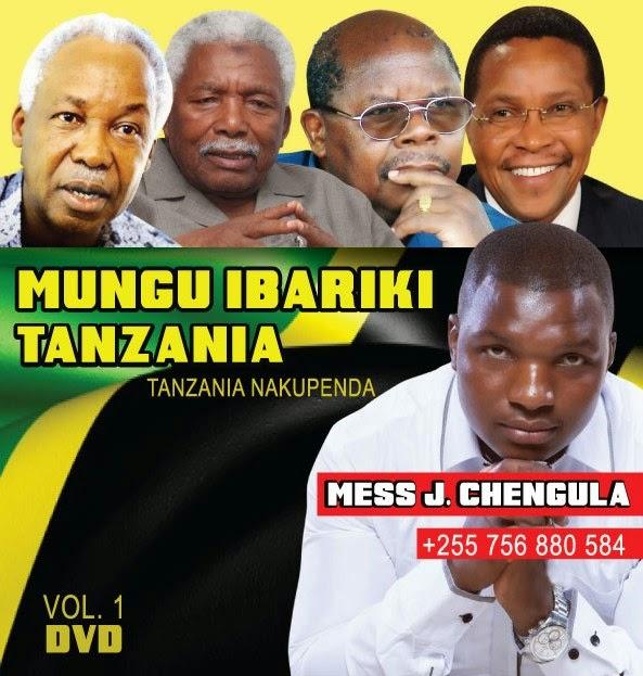 MESS CHENGULA AMEACHIA WIMBO WA MUNGU IBARIKI TANZANIA