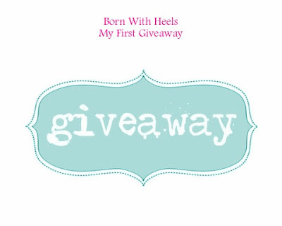 My First Giveaway image