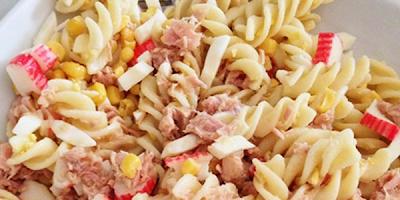 recetas de cocina ensalada de espirales