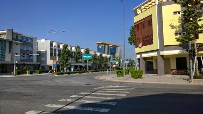 trung tâm hành chính thành phố mới bình dương