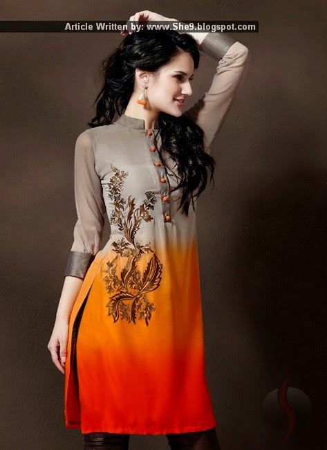 Latest Pakistani Christmas Dress Designs