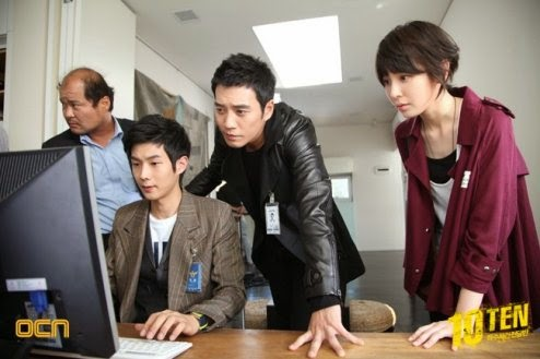Special Affairs Team TEN Subtitle Indonesia