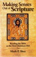 mark shea making senses out of scripture