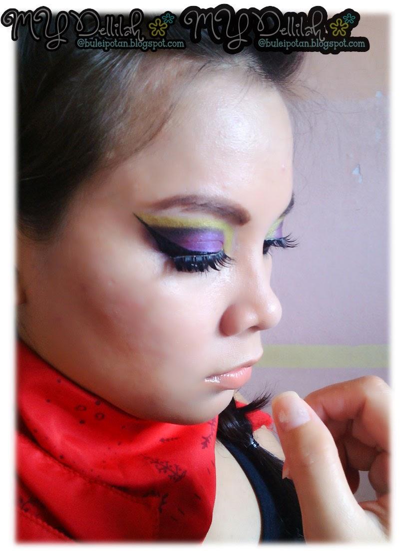 Tomb Raider Inspired Makeup
