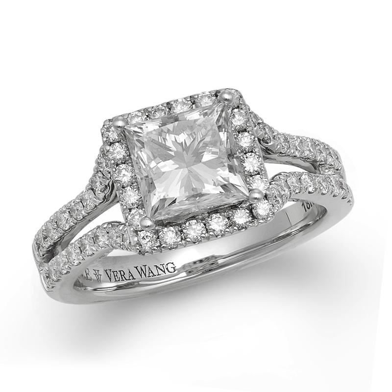 vera wang love collection wedding rings - Vera Wang Wedding Ring