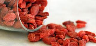 jagody goji - owoc wiecznej młodości