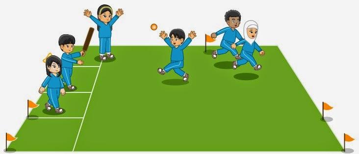 Peraturan Permainan Bola Kasti