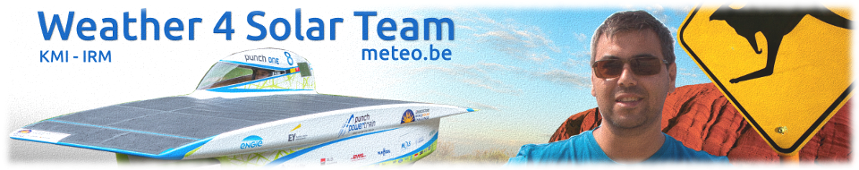 Weather 4 Solar Team