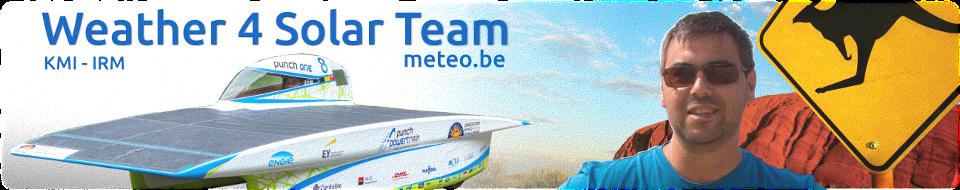 Weather 4 Solar Team