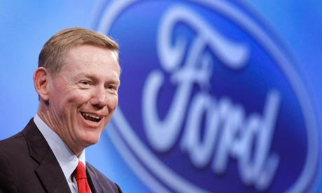 "Ford Honors Former CEO with ""Alan Mulally Leadership in Engineering Scholarship"" Program"