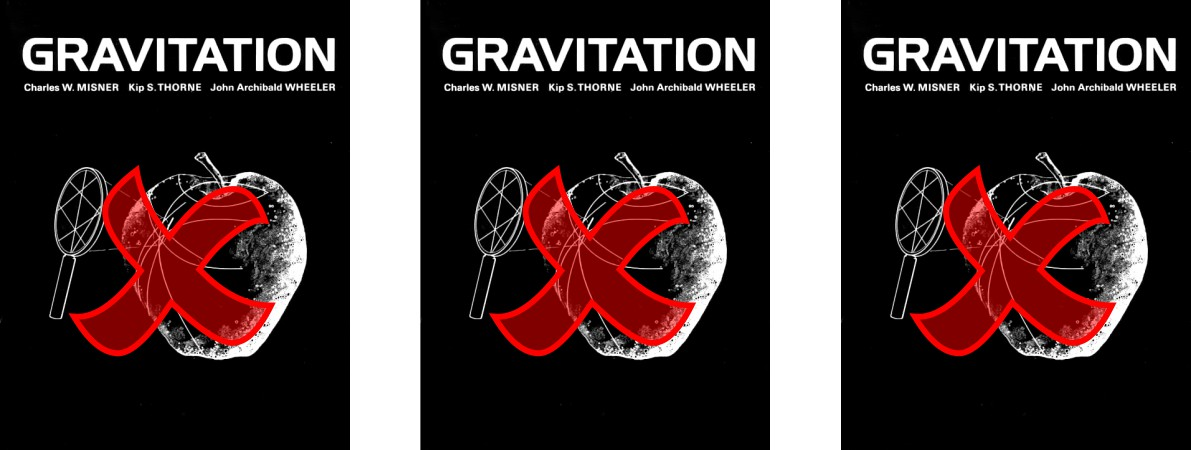 Erkdemon general relativity and mtws three tests for viability at well over twelve hundred pages gravitation 1973 isbn 9780716703440 by charles misner kip thorne and john wheeler collectively known as mtw for fandeluxe Images