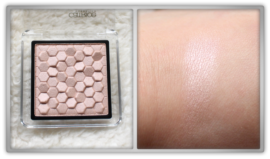 Catrice Nude Purism Pure Shimmer Highlighter limited edition march 2015 haul review swatch