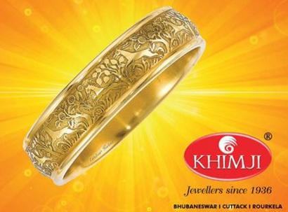 Khimji Gold Bangles for Wedding Diwali and Dhanteras