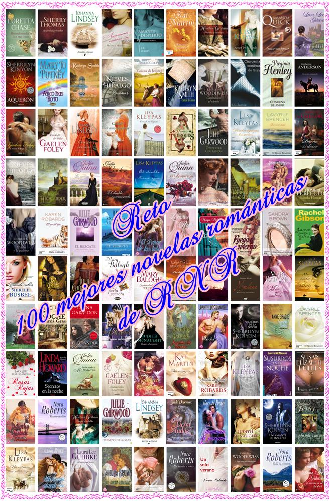 100 mejores novelas románticas de RNR