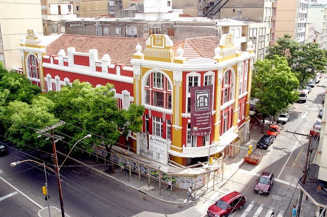 Capitólio - Patrimônio histórico em Porto Alegre