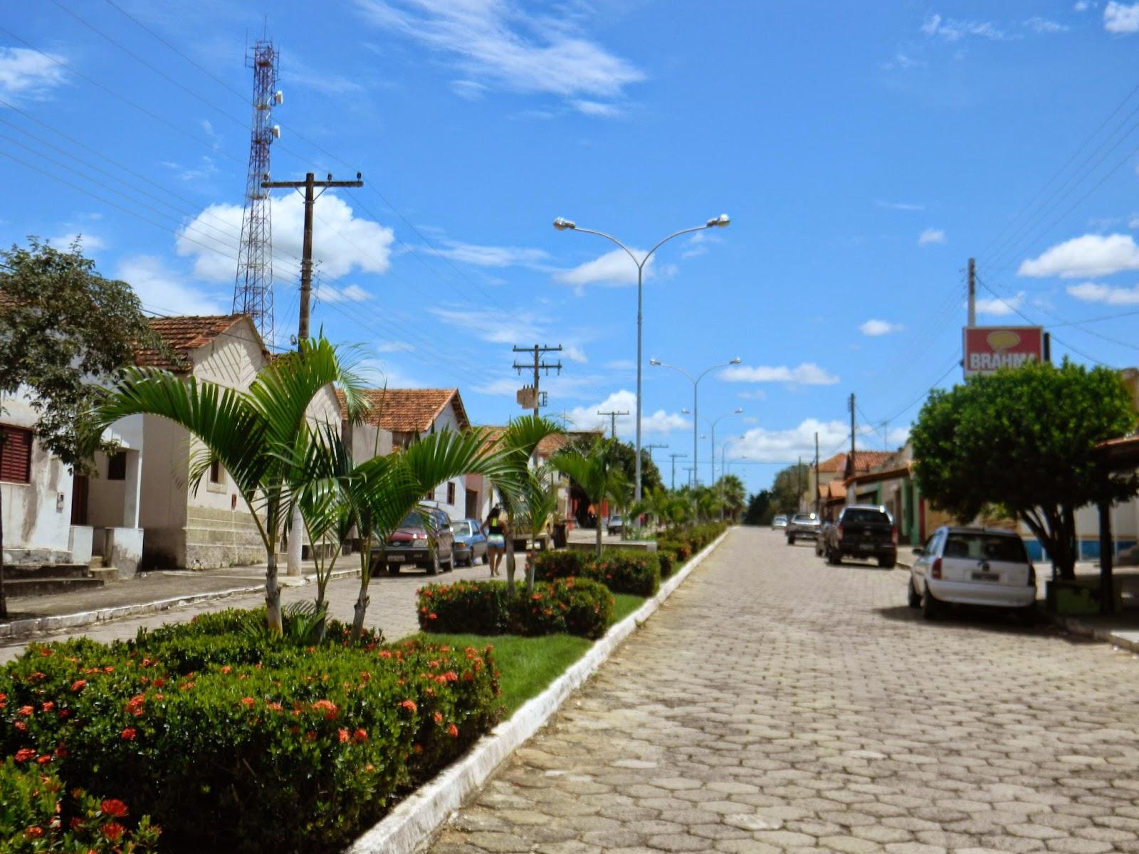 Foto da cidade de Anhanguera no Estado de Goiás