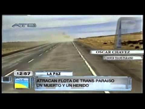 Atracaron a pasajeros de una flota que viajaba a Iquique