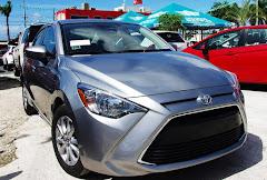 Si lo sabemos, ¡Te gustan los Toyotas Yaris!.....