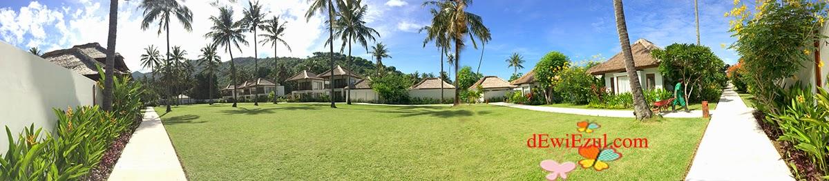 pengalaman menginap di Living Asia Resort Lombok