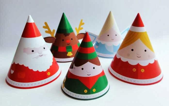 Decorazioni e scatoline natalizie fai da te creare con - Decorazioni natale di carta ...