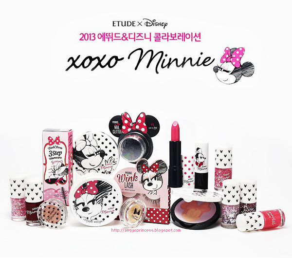 etude house xoxo minnie