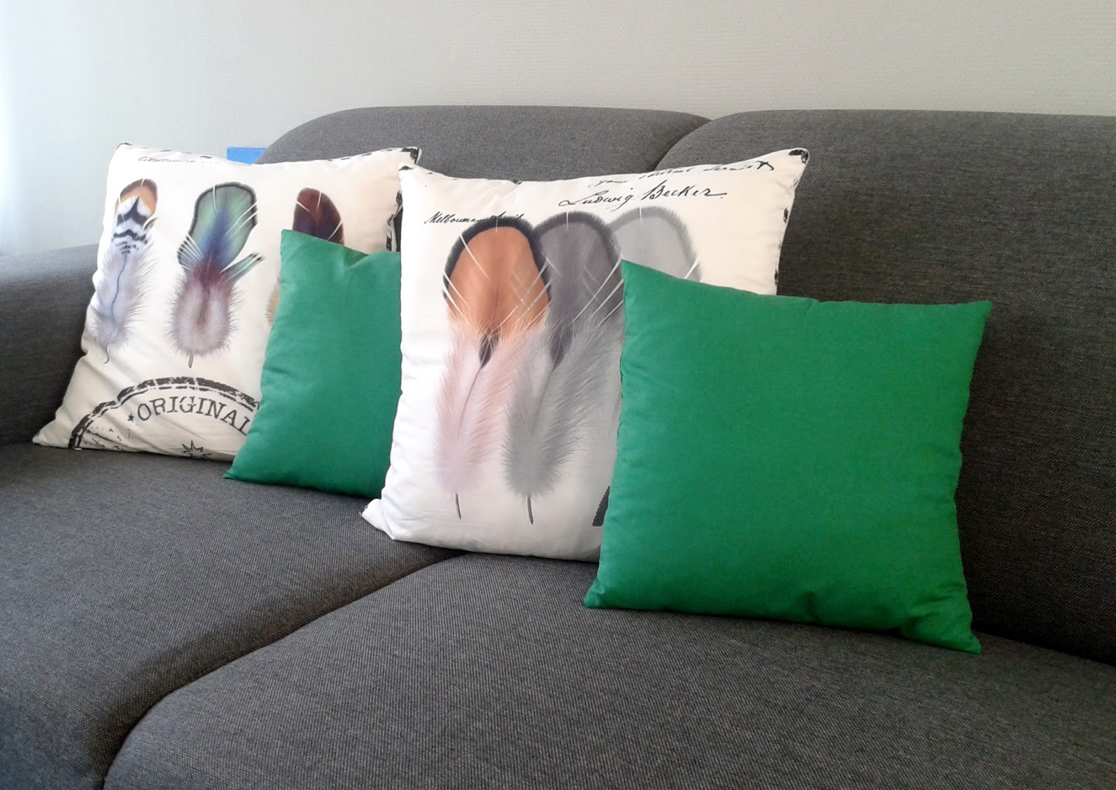 swennys creations nieuwe kussens voor op de bank