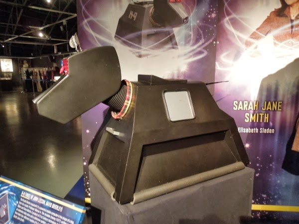 K9 replica Doctor Who Experience