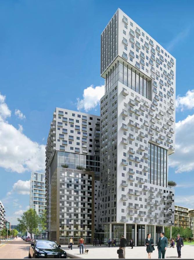 英國房地產-倫敦頂級住宅公寓