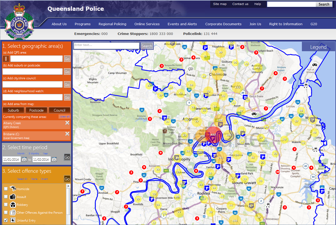 Information Can Be Summarised By The Day Of The Week And Hour Which Is Very Handy For Identifying Crime Trends