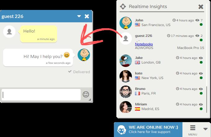 Flyzzo Live Chat Free Chat Plugin for Wordpress