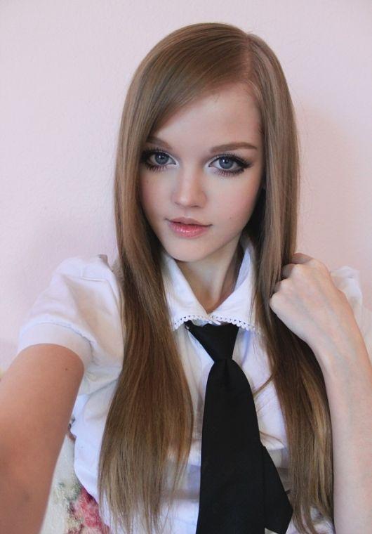 Dakota Rose Barbie Girl