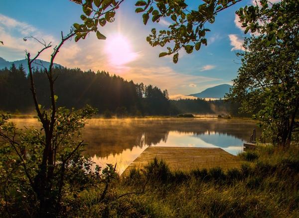 3. Sun Rise Carinthia Austria