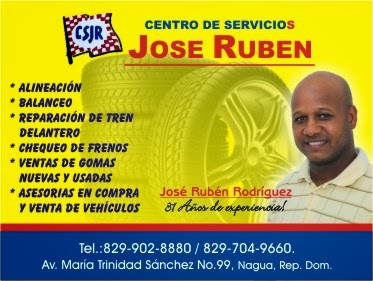 Centro de Servicios Jose Ruben