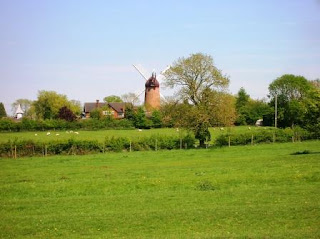 Arnesby windmill