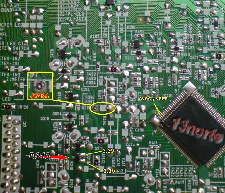 Microprocesador HCD-GT111