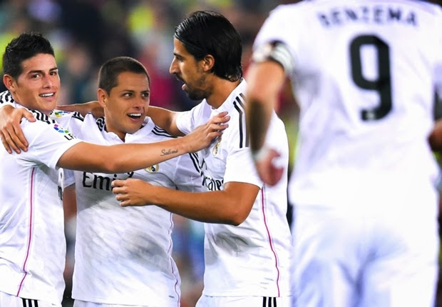 Liga Spanyol : Jelang Granada vs Real Madrid