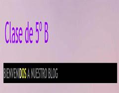 Blog de 5º curso