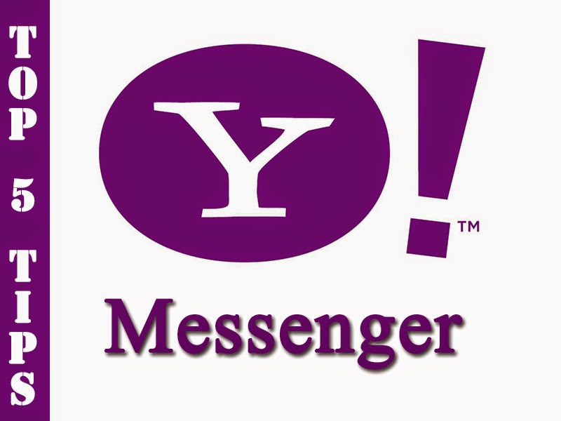 Top 5 Tips and Tricks for Yahoo Messenger