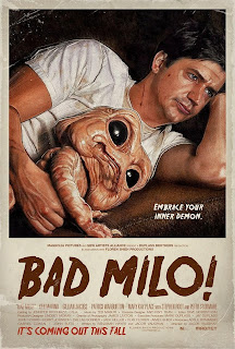 Ver online: Bad Milo! (Milo) 2012
