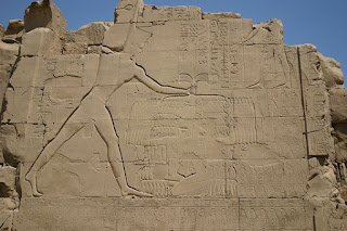 Hieroglif Fir'aun Thutmose III