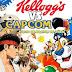 """Kelloggs VS. Capcom """"Confirmada fecha Europea"""""""