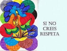 SI NO CREES RESPETA