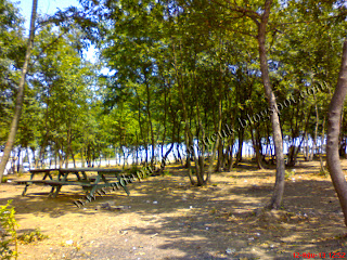 Korucuk park mangal yeri