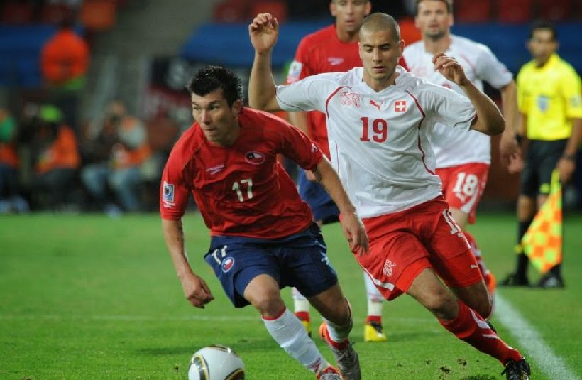 Chile Superstar Dribbling FIFA World Cup 2014 HD photos
